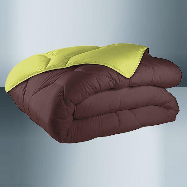 Couette-coton-reversible-220x240-cm-570-gr-m-chocolat-anis